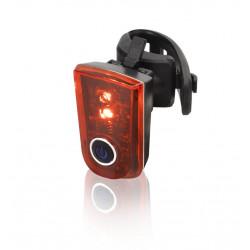 osvětlení zadní XLC Sirius B 2 LEDs bateriové