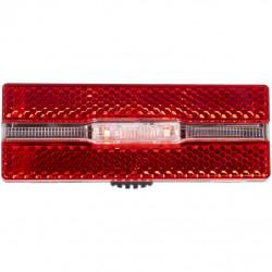 osvětlení zadní M-Wave Helios B bateriové LED