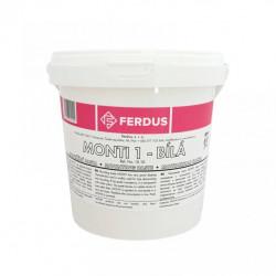 pasta Ferdus montážní 1l bílá