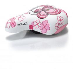 sedlo dětské XLC SA-C02 bílo růžové