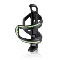 košík XLC boční černo/zelený