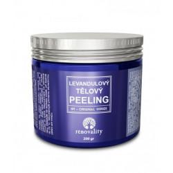 Renovality Levandulový tělový peeling 200g