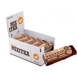 tyčinka Mixit bez lepku brownie 43g