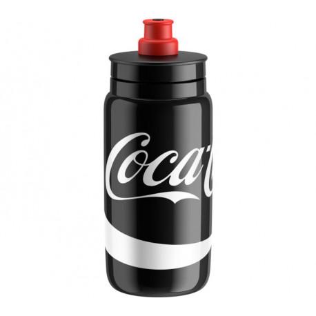 lahev ELITE FLY Coca-Cola černá, 550 ml