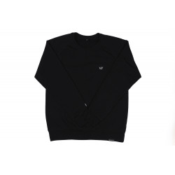 BLACK (PPW-CRW-BLK) L
